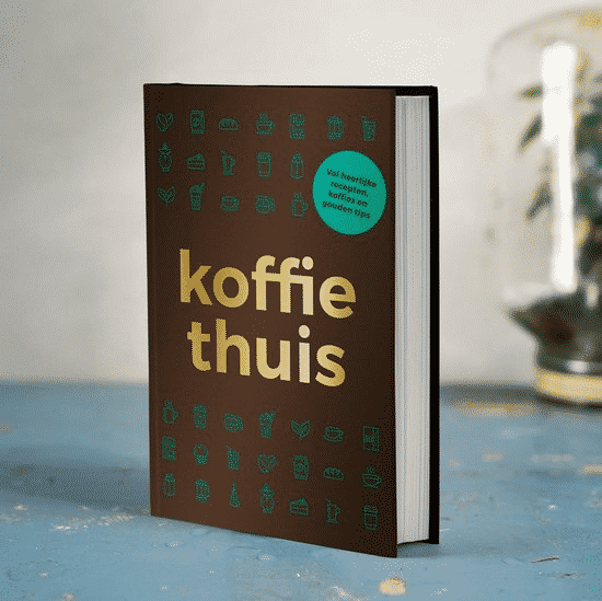 Koffie Thuis van Anne Max