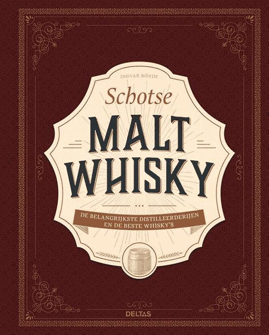 Schotse Malt Whisky - van Ingvar Rönde