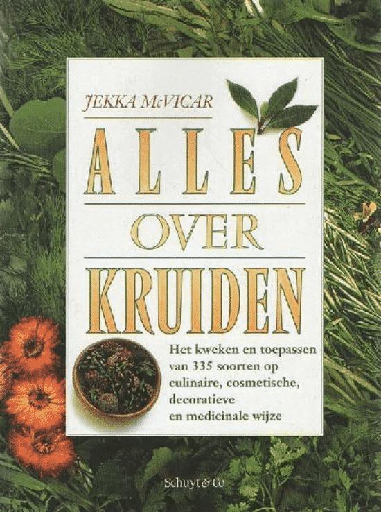 Alles over kruiden van Jekka MacVicar