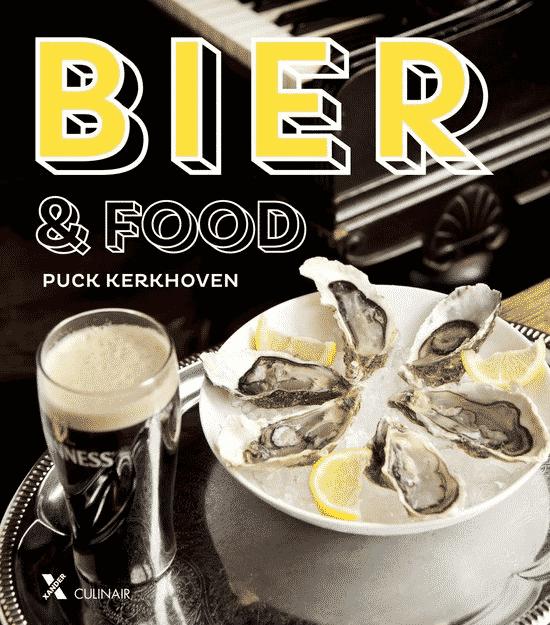 Bier & Food - van Puck Kerkhoven