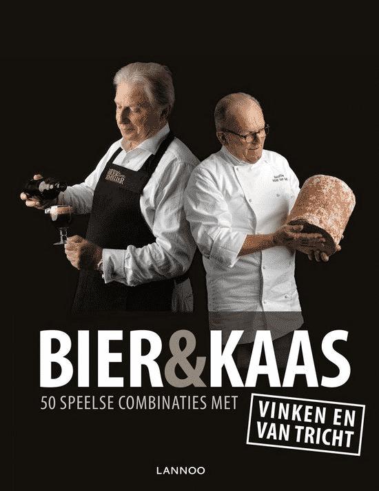 Bier & Kaas - van Ben Vinken en Michel van Tricht - Boeken over bier en eten