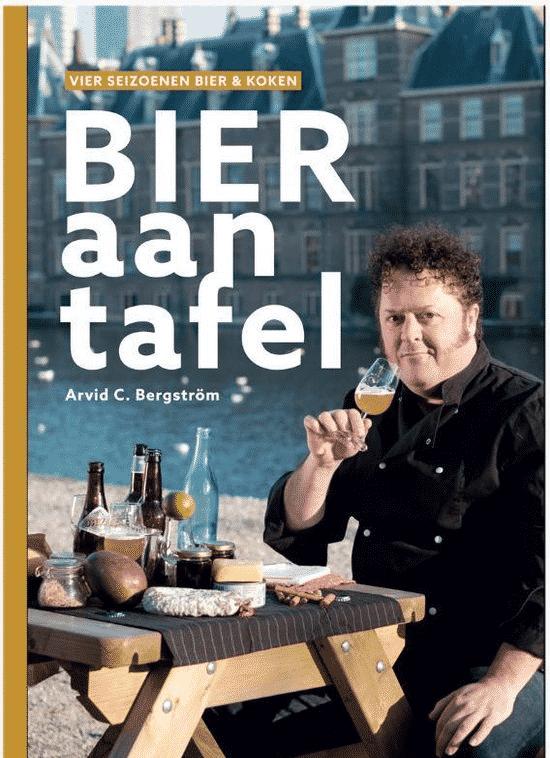 Bier aan tafel - van Arvid C. Bergström en Marko Teseling