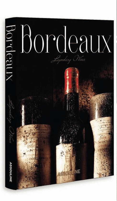 Bordeaux Legendary Wines van Michel Dovaz