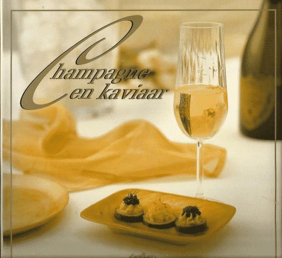 Champagne en kaviaar – van M. Clark
