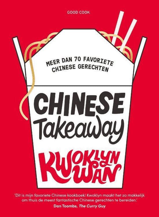Chinese Takeaway van Kwoklyn Wan - Boeken over Chinese gerechten