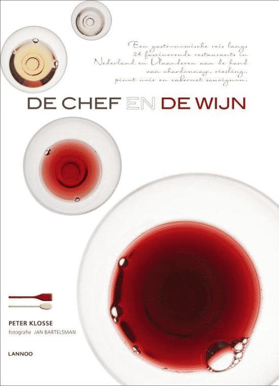 De chef en de wijn van Peter Klosse