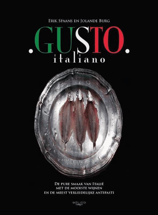 Gusto Italiano van Erik Spaans