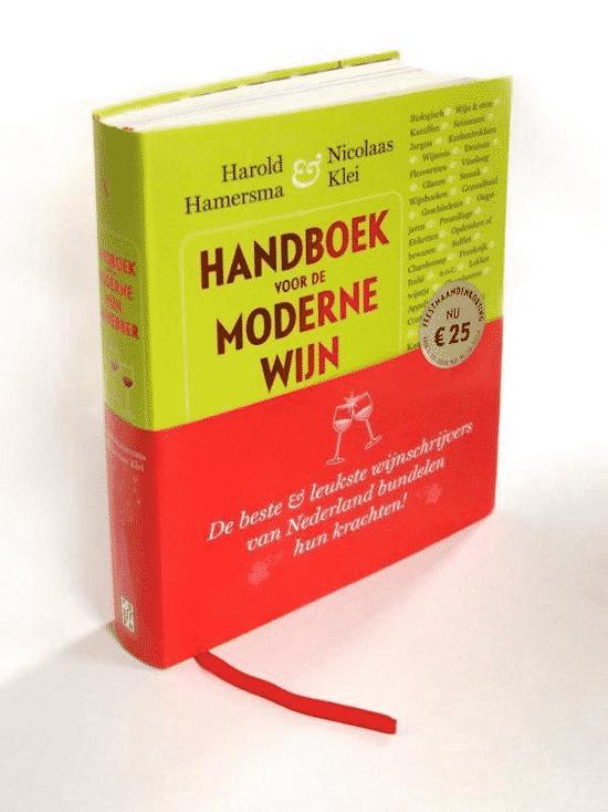 Handboek voor de moderne wijnliefhebber