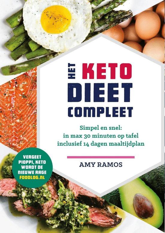 Het keto-dieet compleet van Amy Ramos