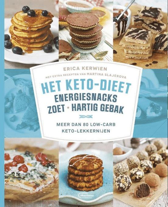 energiesnacks, zoet en hartig gebak van Erica Kerwien & Martina Slajerova