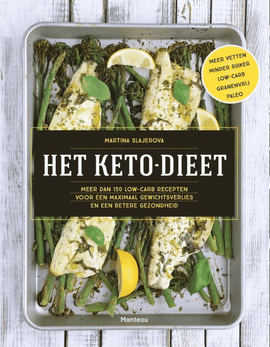 Het keto-dieet van Martina Slajerova