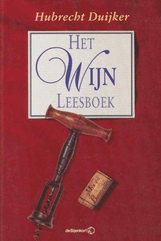 Het wijn leesboek
