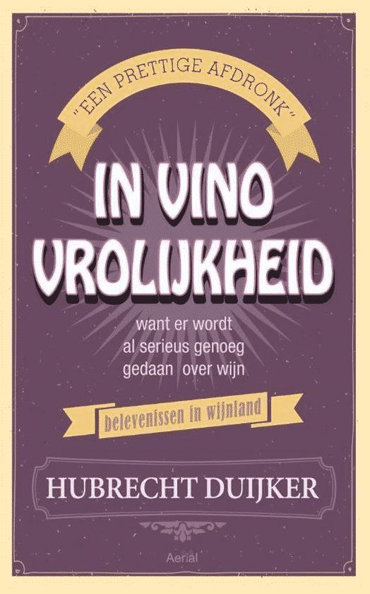 In vino vrolijkheid (een prettige afdronk)