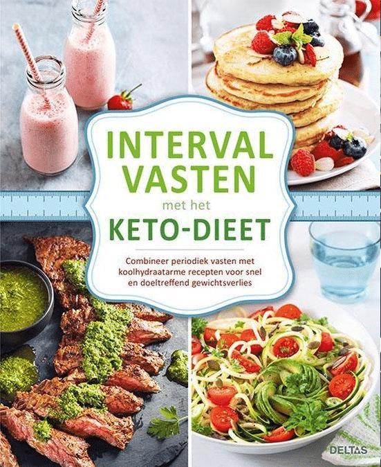Interval vasten met het keto-dieet van diverse auteurs