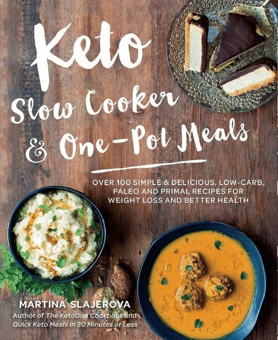 Slow Cooker & One-Pot Meals van Martina Slajerova