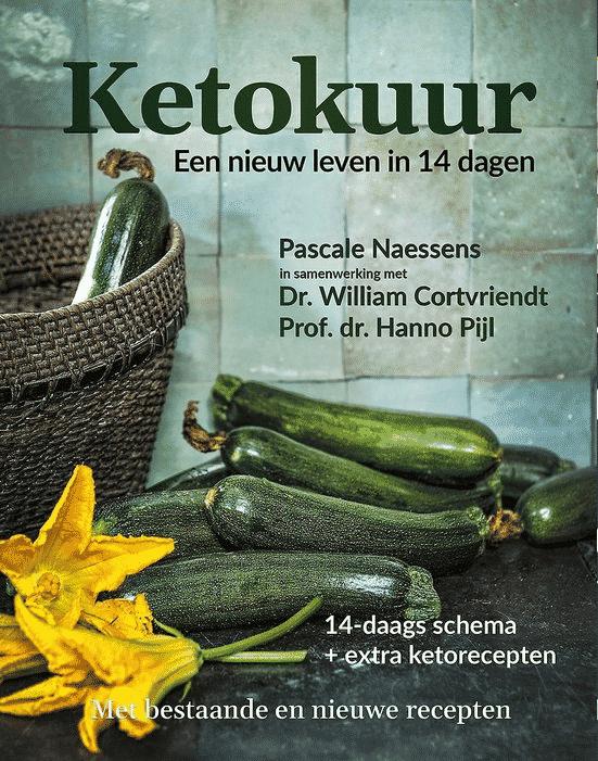 Ketokuur – een nieuw leven in 14 dagen van Pascale Naessens