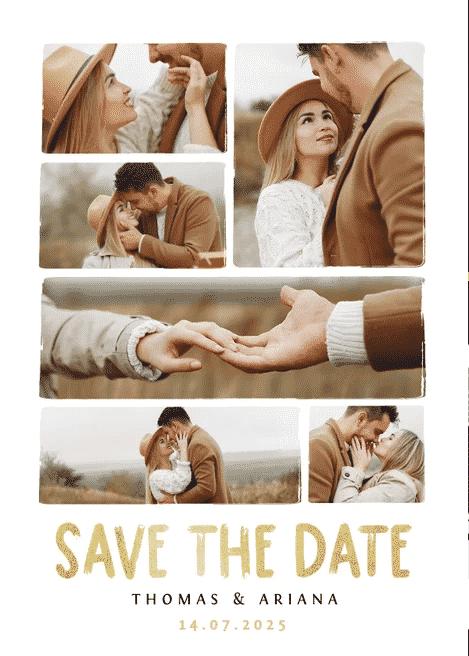 toffe uitnodiging bruiloft