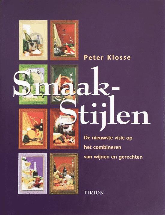 Smaakstijlen van P. Klosse