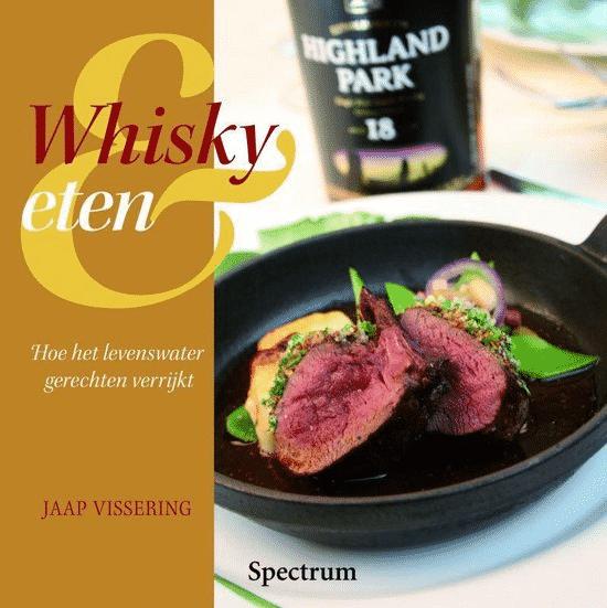 Whisky & Eten - van Jaap Vissering