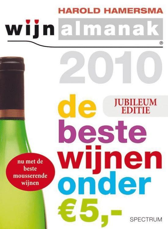 Wijnalmanak (de 500 beste wijnen onder de 5 euro)