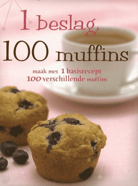 1 beslag, 100 muffins van Susanne Tee