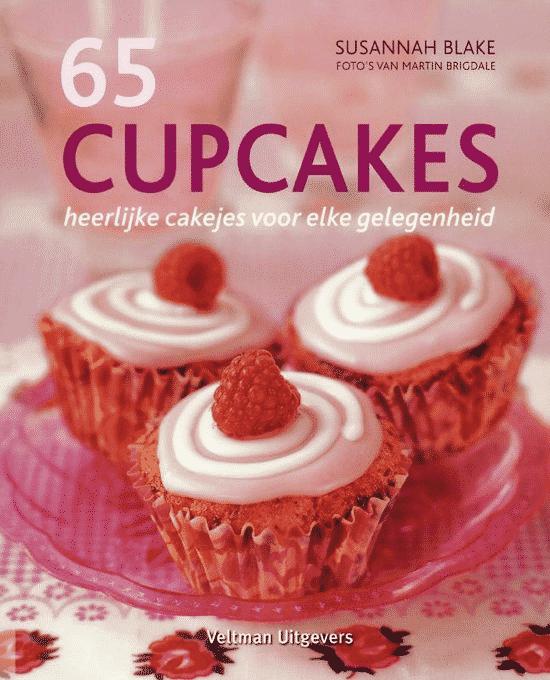 65 cupcakes (heerlijke cakejes voor elke gelegenheid) van Waldemar Bonsels