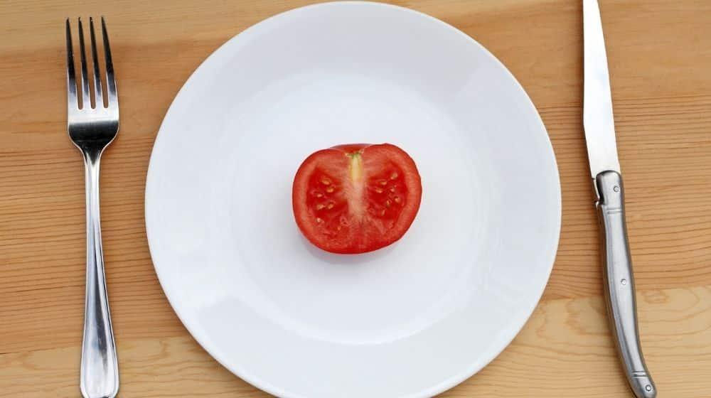 Crash dieet