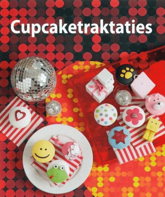 Cupcake traktaties van Paris Cutler