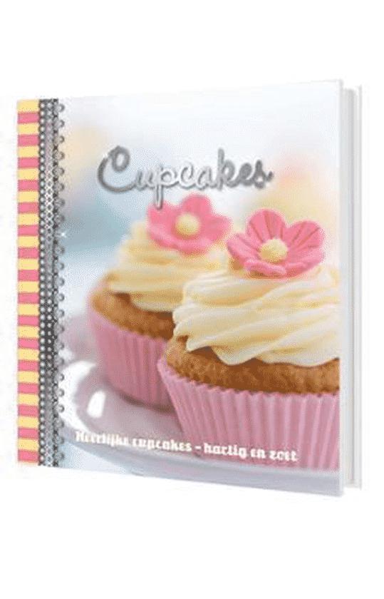 Cupcakes (heerlijke cupcakes – hartig en zoet) van Leonie van Mierlo
