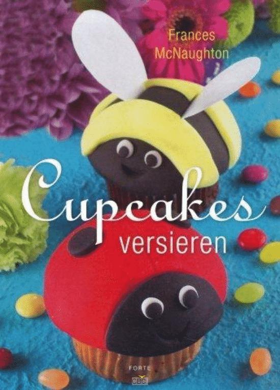 Cupcakes versieren van Frances Mcnaughton