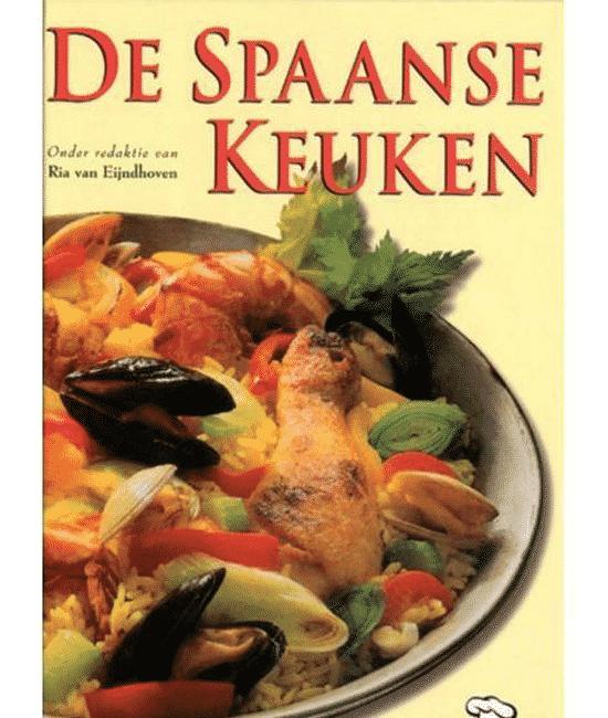 De Spaanse Keuken van Ria van Eijndhoven