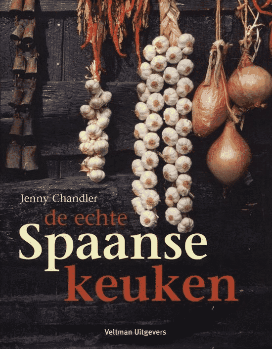 De Verse Spaanse Keuken van Sergio Vasquez - Boeken over Spaanse gerechten