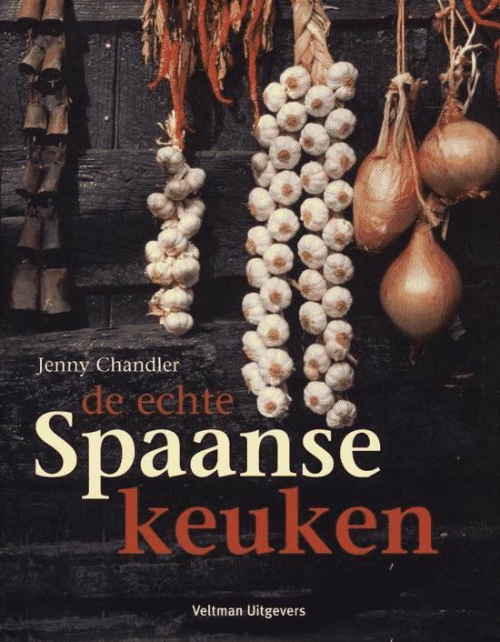 De echte Spaanse keuken van J. Chandler