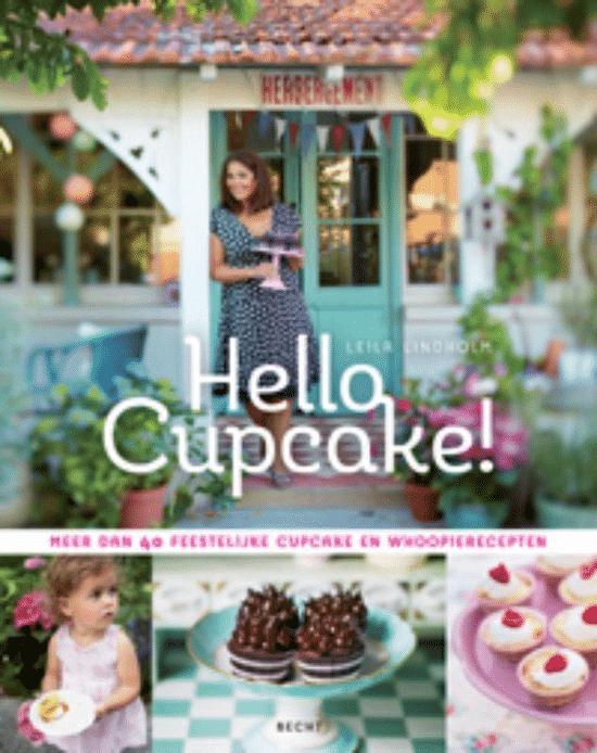 Hello cupcake! van Leila Lindholm