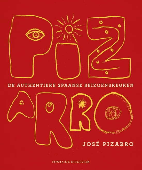 Pizarro (de authentieke Spaanse seizoenskeuken) van José Pizarro & Vicky Benisson