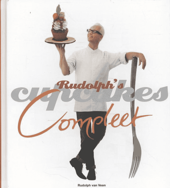 Rudolph's cupcakes compleet (bake & relax) van Rudolph van Veen