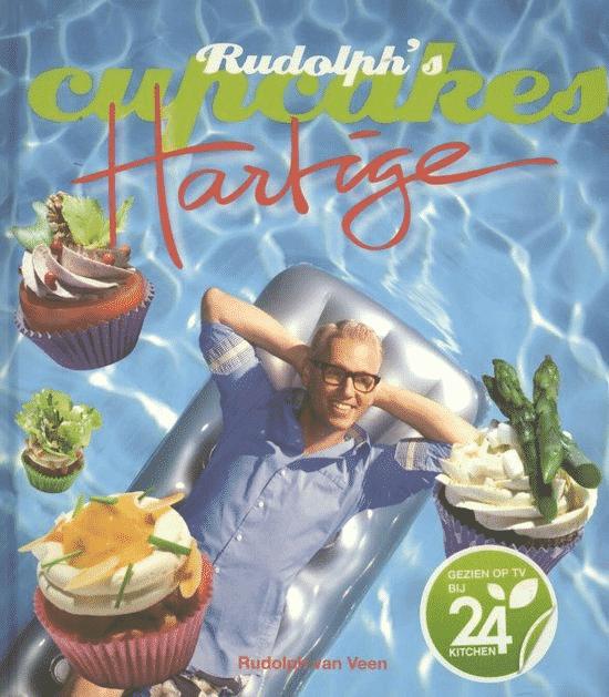 Rudolph's hartige cupcakes (bake & relax) van Rudolph van Veen
